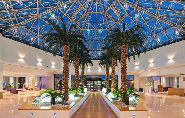 Novotel Convention & Wellness Roissy CDG - Hotel - 74