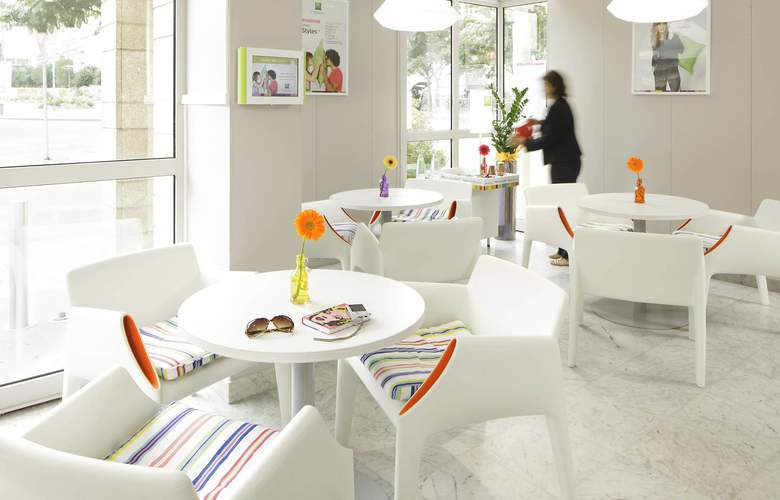 Ibis Styles Tours Centre - General - 6
