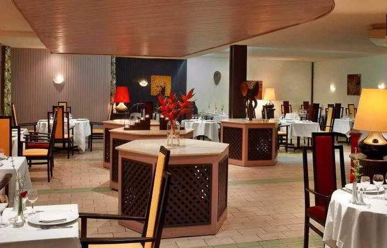 Pullman Douala Rabingha - Restaurant - 12