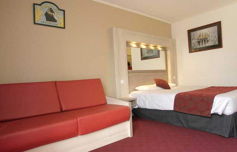 Inter-Hotel Aquilon Saint-Nazaire - Room - 5