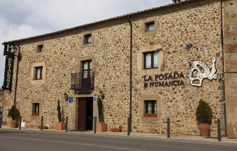 La Posada de Numancia - Hotel - 0