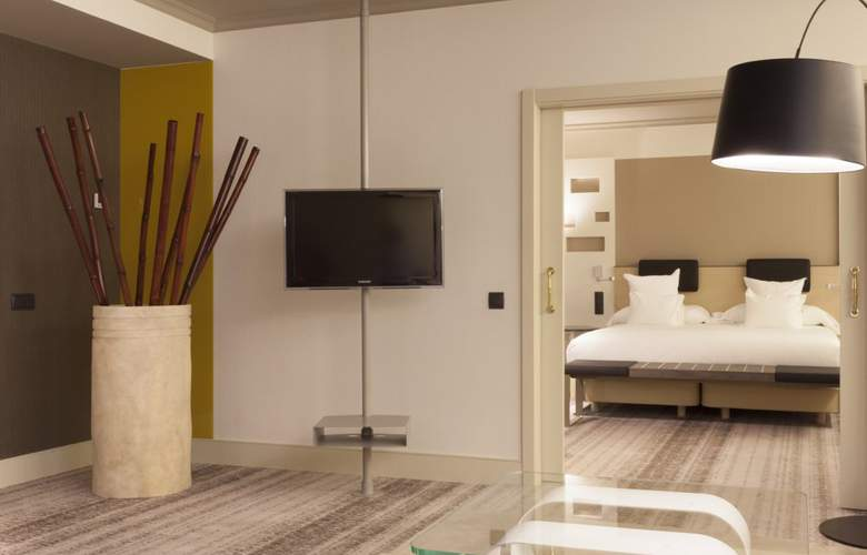 Madrid Marriott Auditorium Hotel & Conference Center - Room - 3