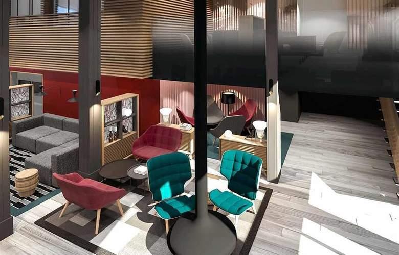 Novotel Lille Aéroport - Hotel - 38