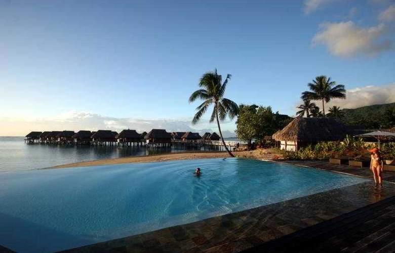 Sofitel Moorea Ia Ora Beach Resort - Pool - 7