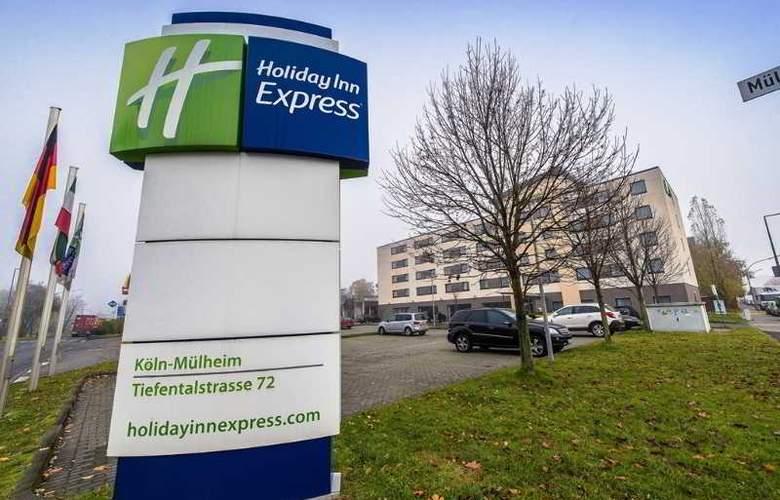 Holiday Inn Express Cologne Muelheim - Hotel - 12