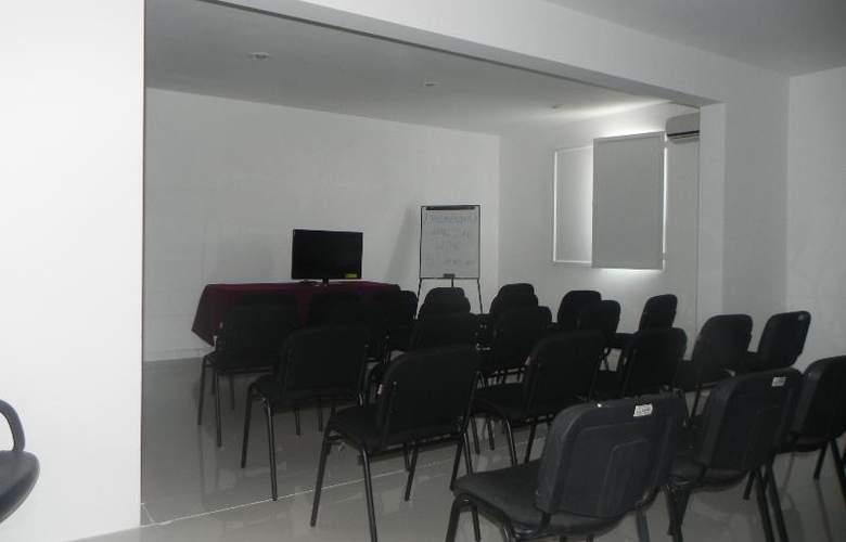 Zar La Paz - Conference - 16