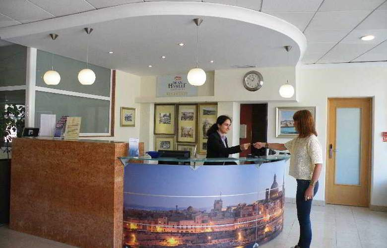 Dean Hamlet Hotel - Hotel - 9