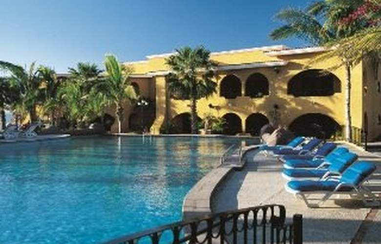 Grand Plaza La  Paz Hotel & Suites - Pool - 7