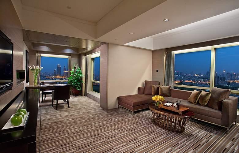 Longchamp Garden Hotel Changsha - Room - 9