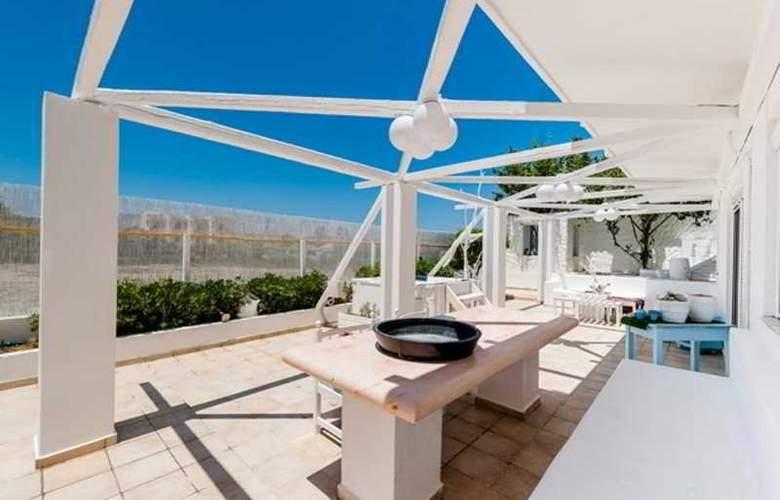 Kouros Exclusive - Terrace - 40