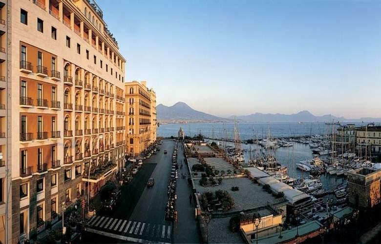 Grand Hotel Vesuvio Naples - Hotel - 0