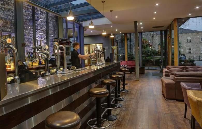 Best Western Mosborough Hall - Bar - 166