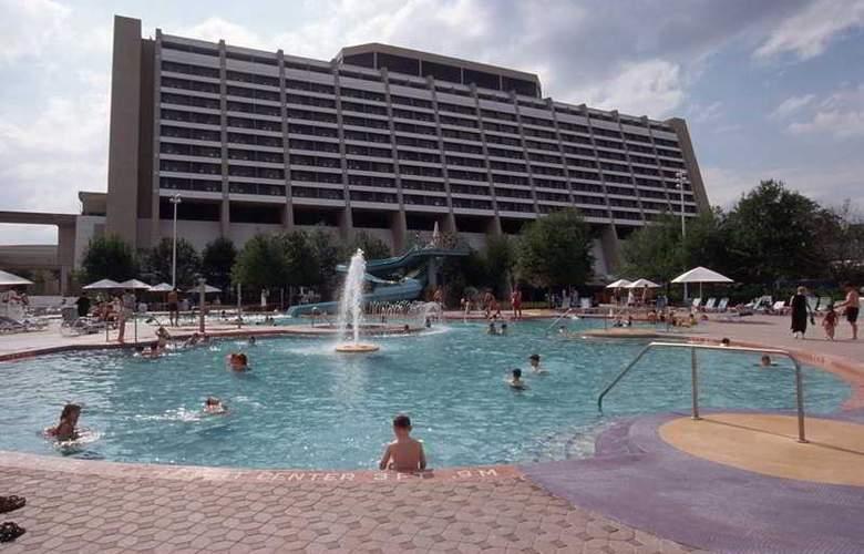 Disney's Contemporary Resort - Pool - 6