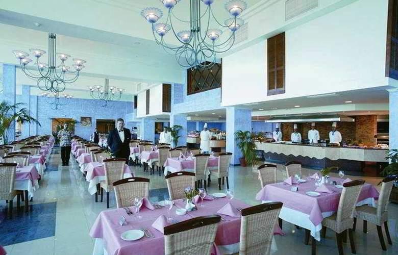 Papagayo Beach Resort Sandos - Restaurant - 8