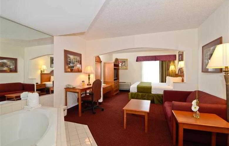 Best Western Suites - Hotel - 18