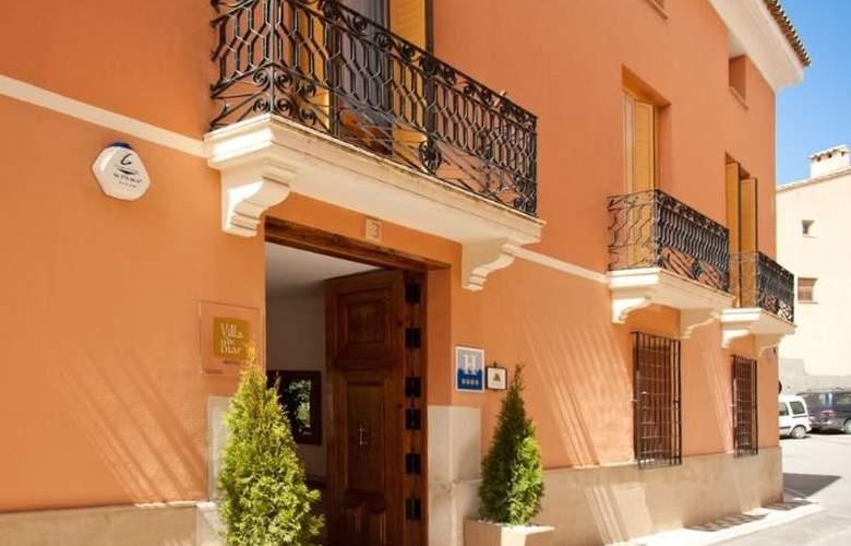 Villa de Biar - Hotel - 0