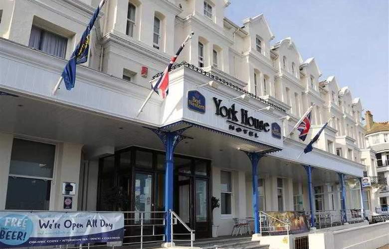 Best Western York House - Hotel - 110