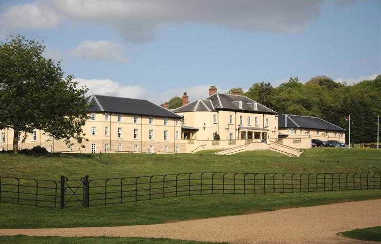 Best Western Hardwick Hall - Hotel - 9