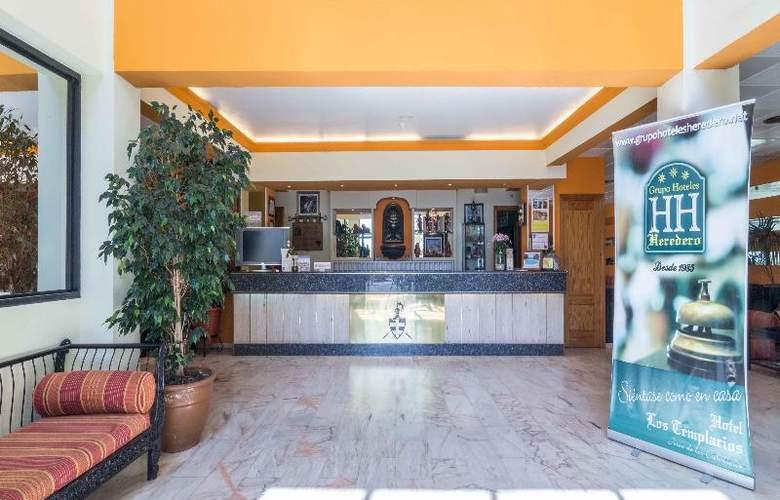 Hotel Los Templarios - General - 3