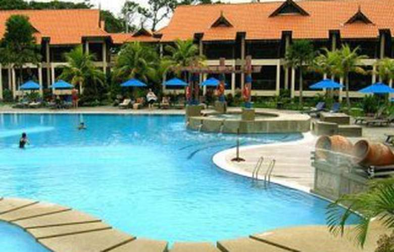 Laguna Redang Island Resort - Pool - 3