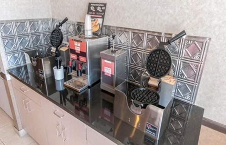 Comfort Suites Las Cruces - Restaurant - 31