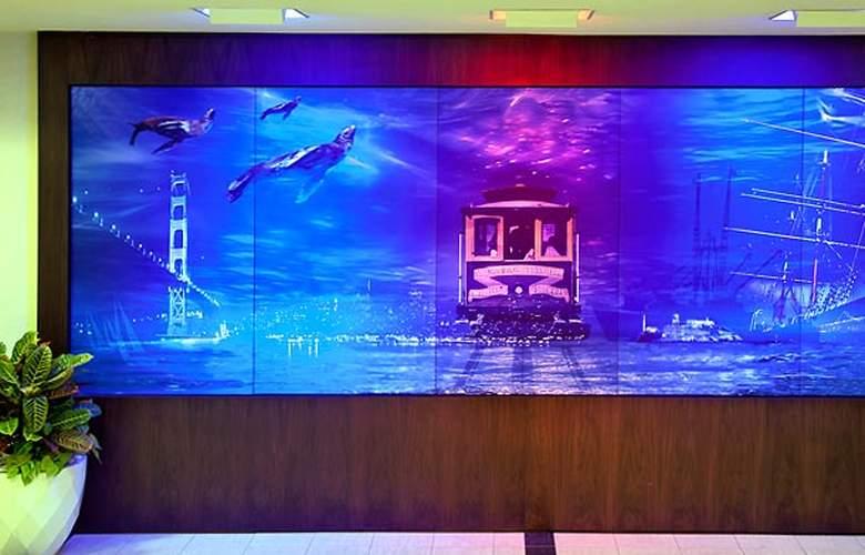 San Francisco Marriott Fisherman's Wharf - Hotel - 4