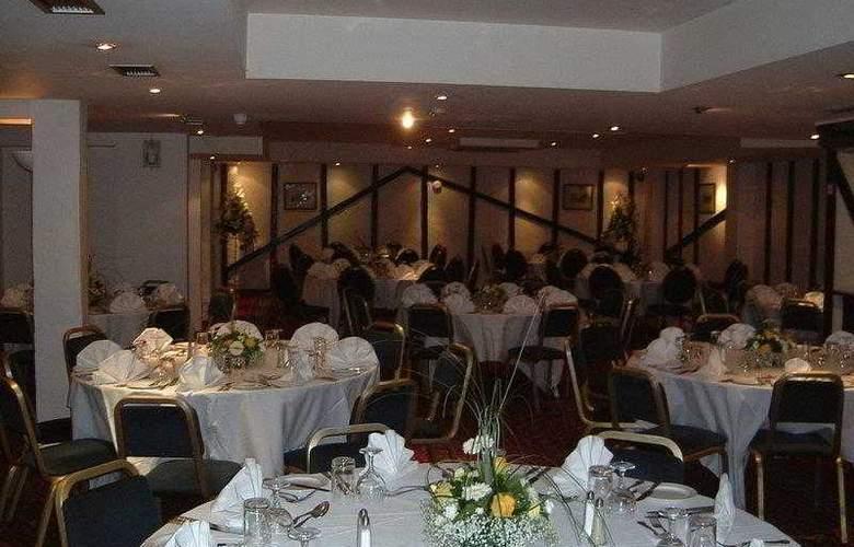 Best Western Donnington Manor - Hotel - 14