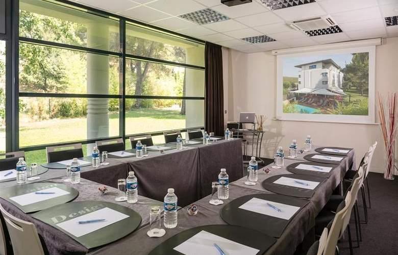 Best Western Hotel De L´Arbois - Conference - 25