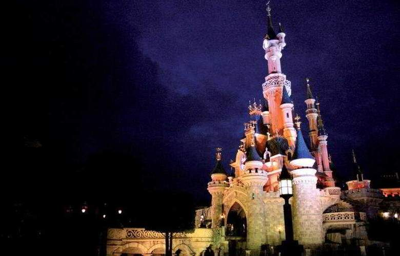 Roulette East Disneyland Paris 3* - Hotel - 1
