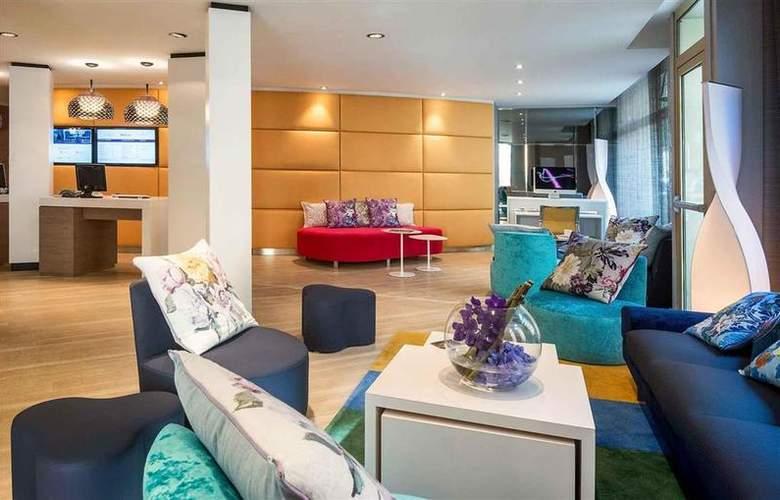 Mercure Nice Centre Grimaldi - Hotel - 34