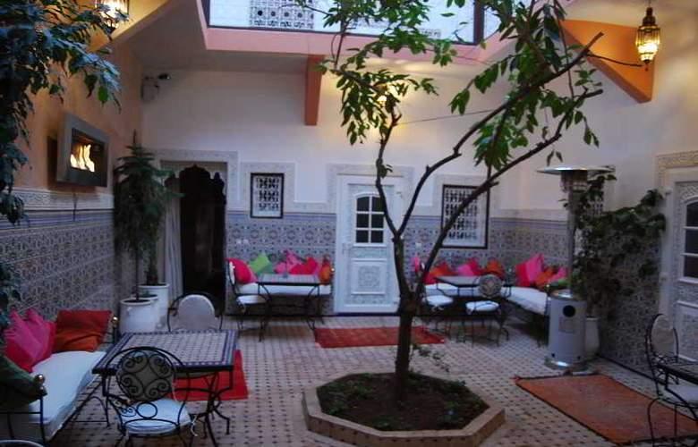 Riad Les Oliviers - Restaurant - 14