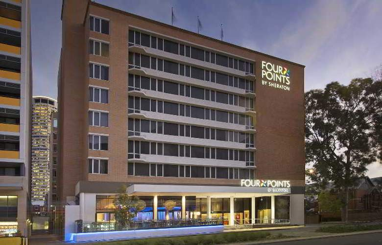 Four Points By Sheraton Perth - Hotel - 0