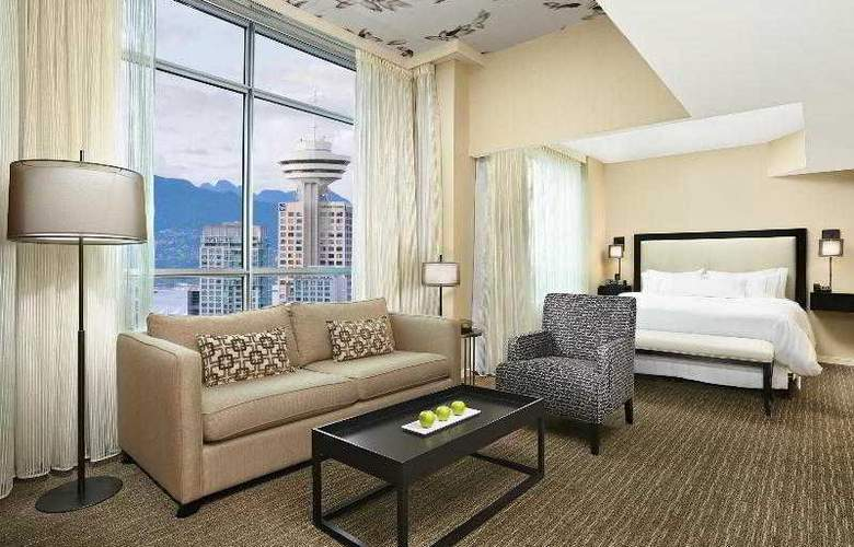 The Westin Grand Vancouver - Room - 22