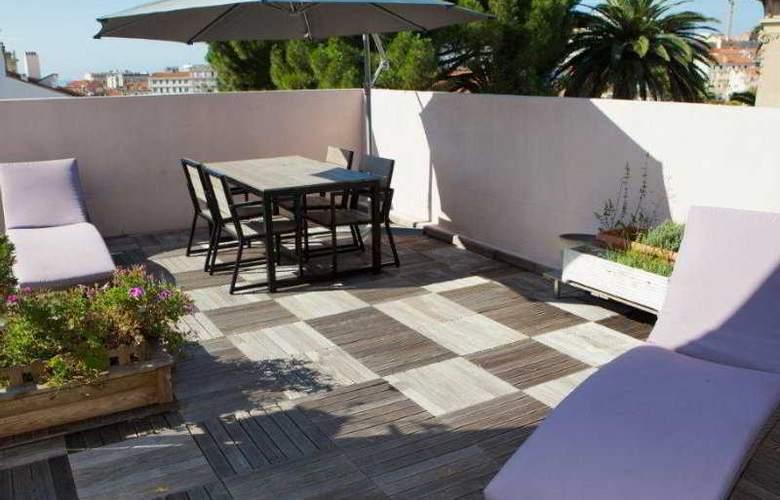 La Villa Carnot Cannes - Terrace - 8
