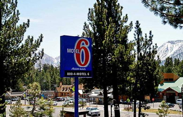 Motel 6 Mammoth Lakes - Hotel - 0
