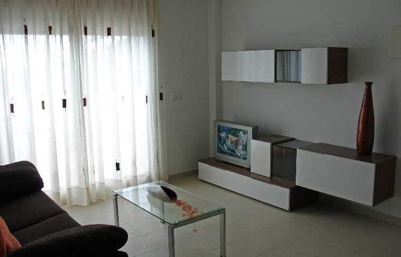 Tierra de Irta Apartamentos 3000 - Room - 3