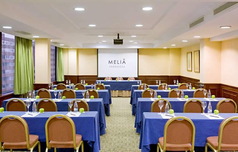 Meliá Zaragoza - Conference - 16