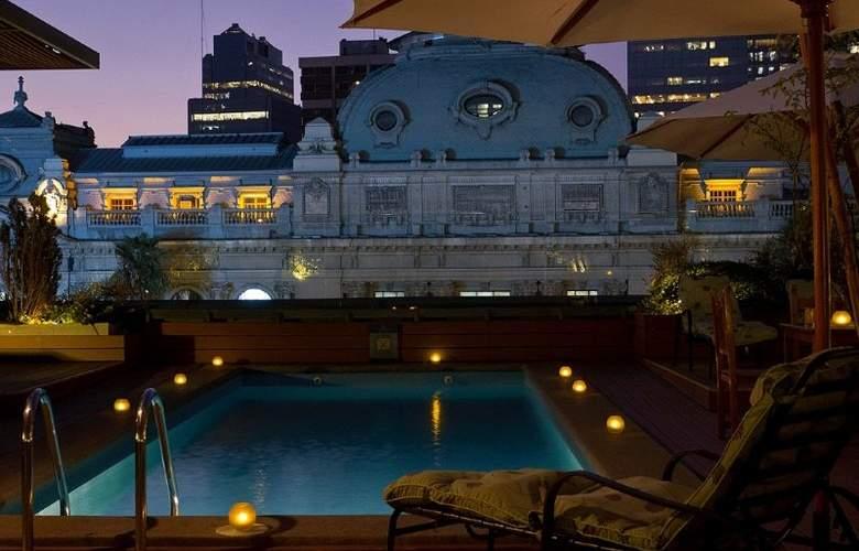 Mercure Santiago Centro - Pool - 3