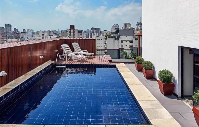 Mercure Sao Paulo Pamplona - Hotel - 33