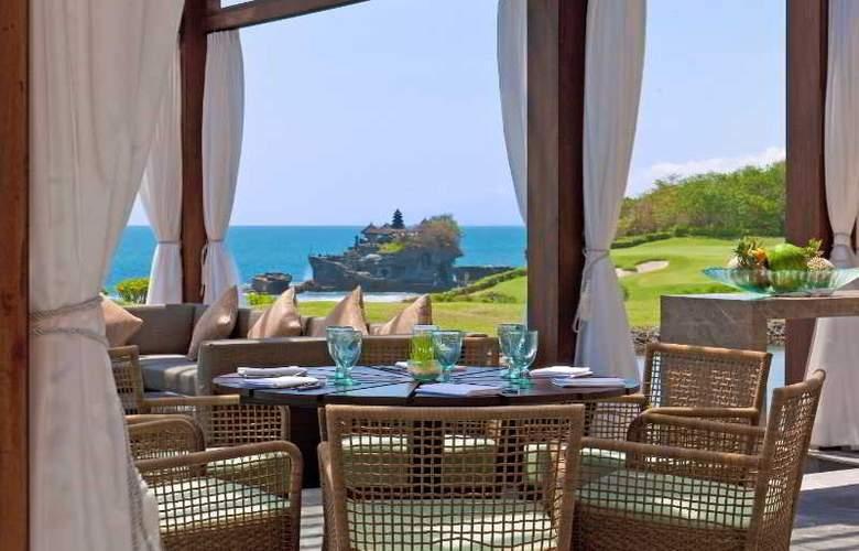 Pan Pacific Nirwana Bali Resort - Restaurant - 14