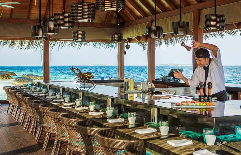 Kurumba Maldives - Restaurant - 42