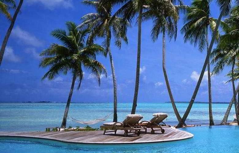 Le Taha'a a Island Resort & Spa - Pool - 7
