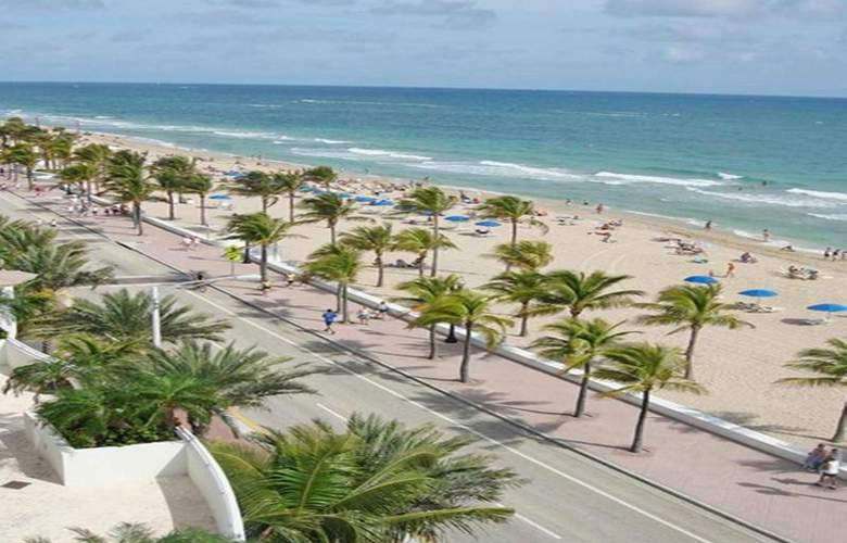 Bahia Mar Ft Lauderdale Beach-Doubletree by Hilton - Beach - 38
