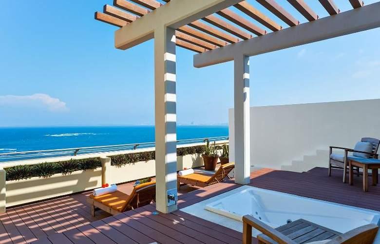 Camino Real Veracruz - Terrace - 16