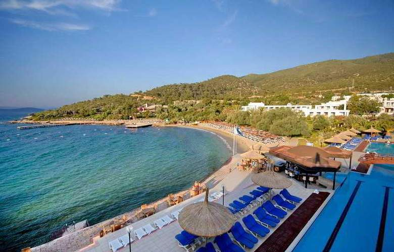 Samara Hotel - Beach - 6