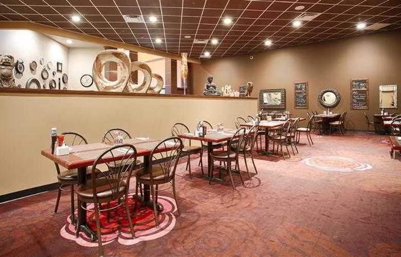 Best Western Plus Camrose Resort & Casino - Restaurant - 26