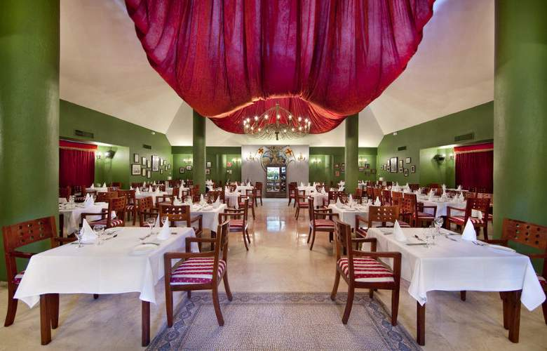 Viva Wyndham Dominicus Palace All Inclusive - Restaurant - 19