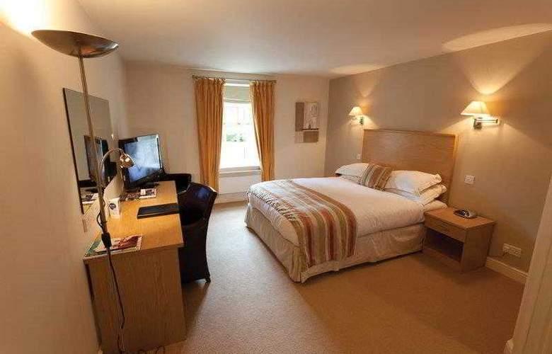 Best Western Mosborough Hall - Hotel - 26