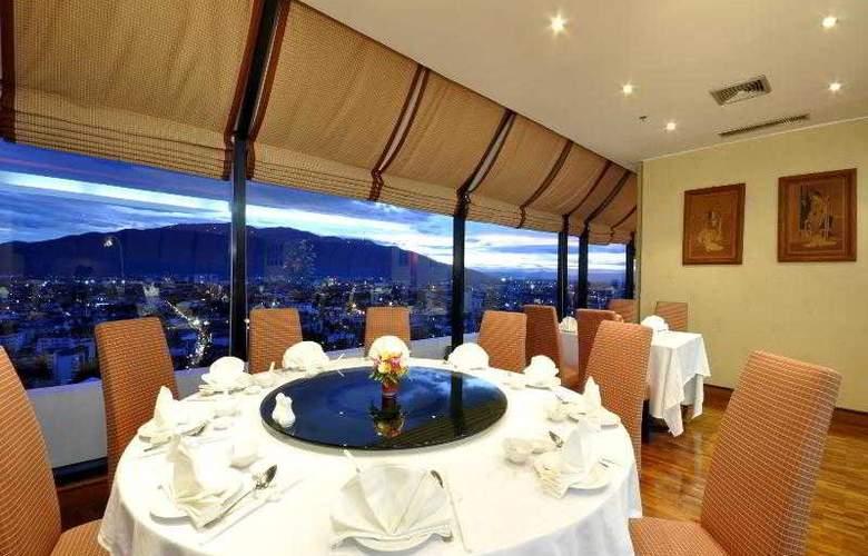 Centara Duangtawan Hotel Chiang Mai - Restaurant - 25