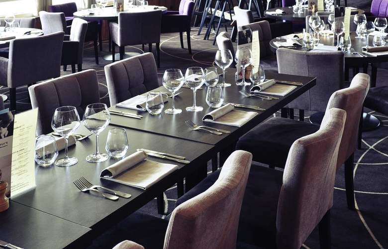 Mercure Les Deux-Alpes 1800 - Restaurant - 17